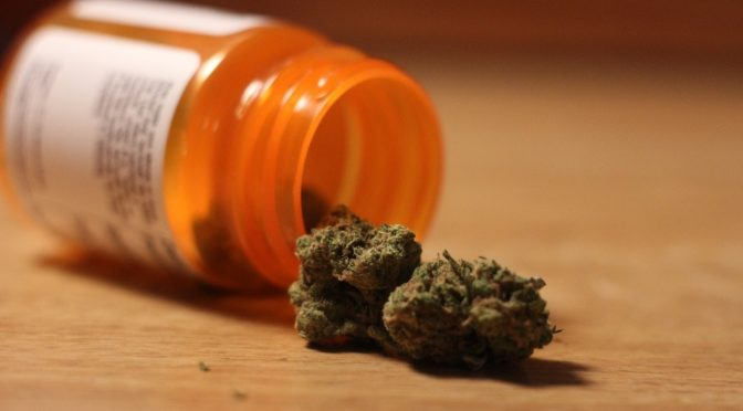 Medical marijuana could be legalized in North Carolina under this new bill