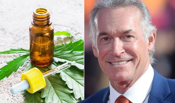 CBD oil: What are the benefits of cannabis oil? Dr Hilary Jones reveals everything to know