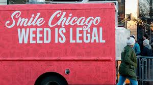 Recreational cannabis goes on sale in Illinois as governor pardons 11,000 offenders