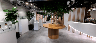 Wildflower Brands' subsidiary, City Cannabis, completes state of the art buildout of its flagship store